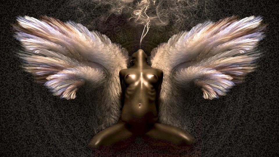 andělský akt