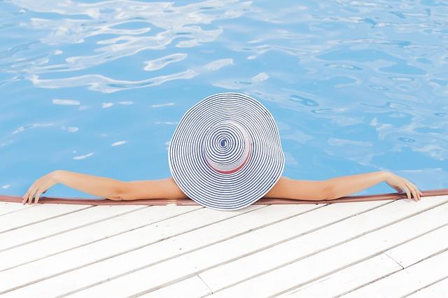 relax u bázén