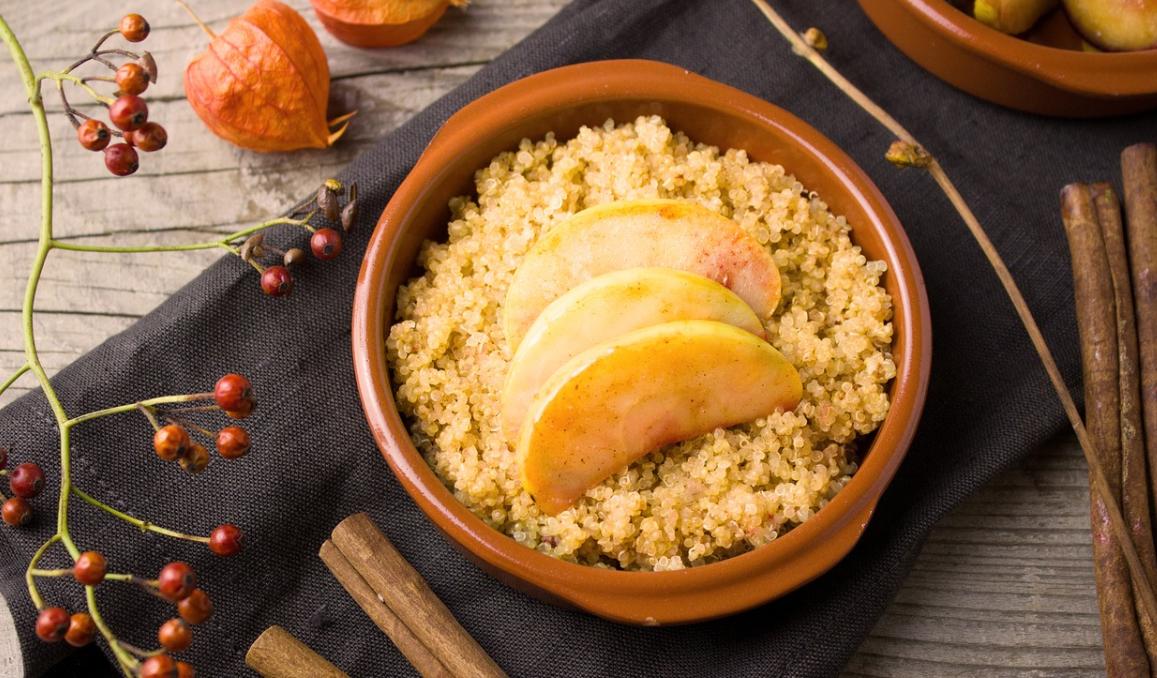 obilnina quinoa